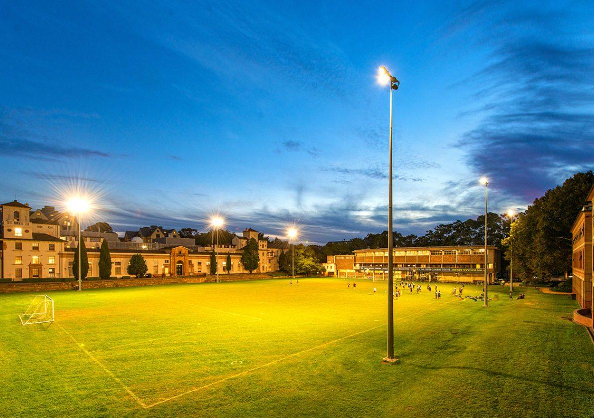 Sydney Uni Soccer 2